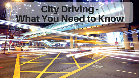City Driving - What You Need to Know