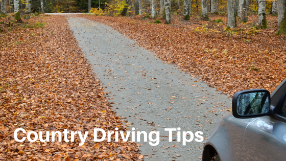 Country Driving Tips