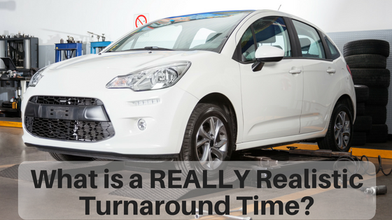What is a REALLY Realistic Turnaround Time?