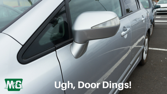 Ugh, Door Dings!