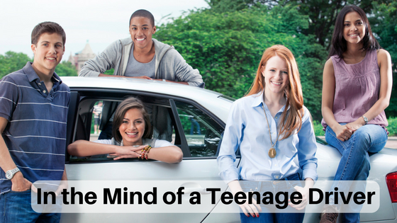 In the Mind of a Teenage Driver