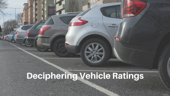 Deciphering Vehicle Ratings